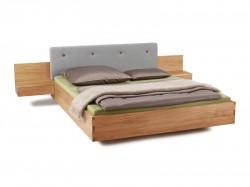 Bett in Kernbuche
