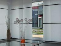 Büro mit Panelsystem