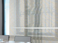 Papier-Schleier- Vorhang