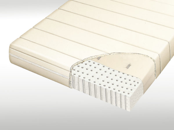 5-zone latex core with Lyocell quilted cover