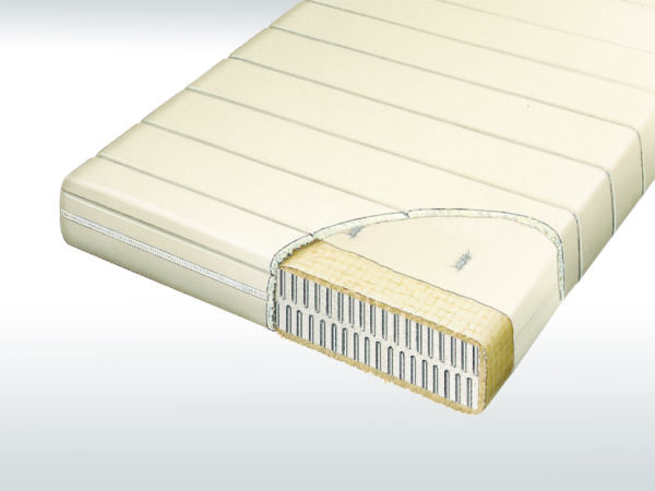 latex mattress with lyocell quilted cover