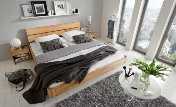 bed system c with backrest Trendy II