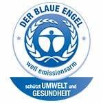 Zertifikat für Emissionsarmut