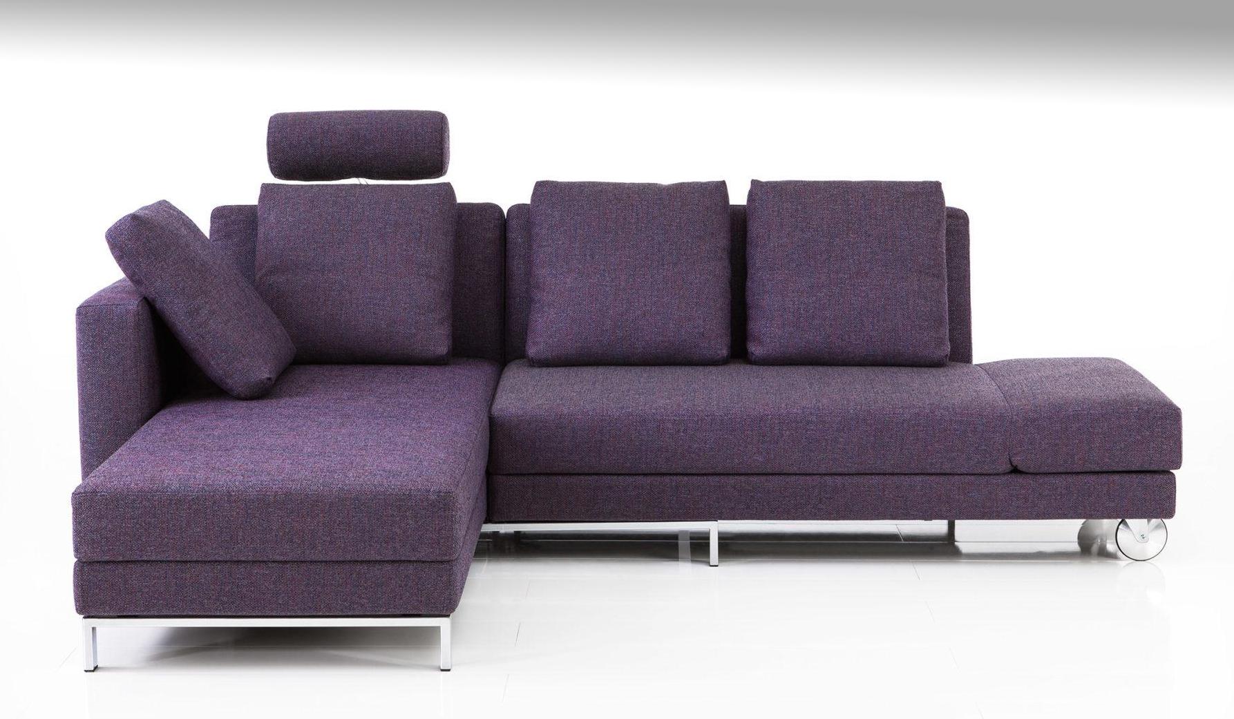 Sofa mit drehbarem Sitzelement