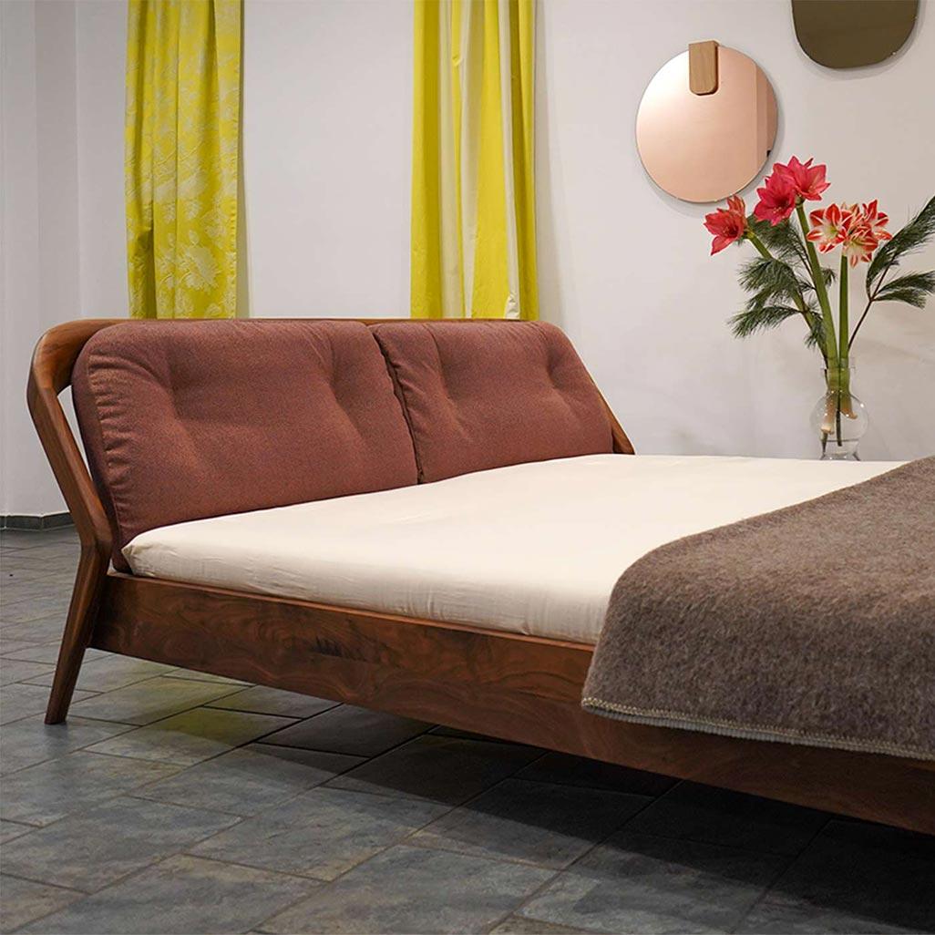 Schöne Betten und Matratzen bei bios affair Frankfurt