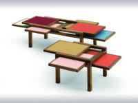 Tisch Hexa mit Par 3