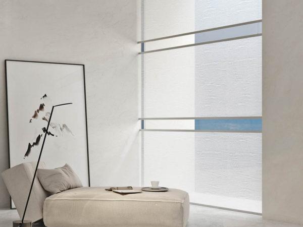 Vorhangesysteme im japanischem Stil