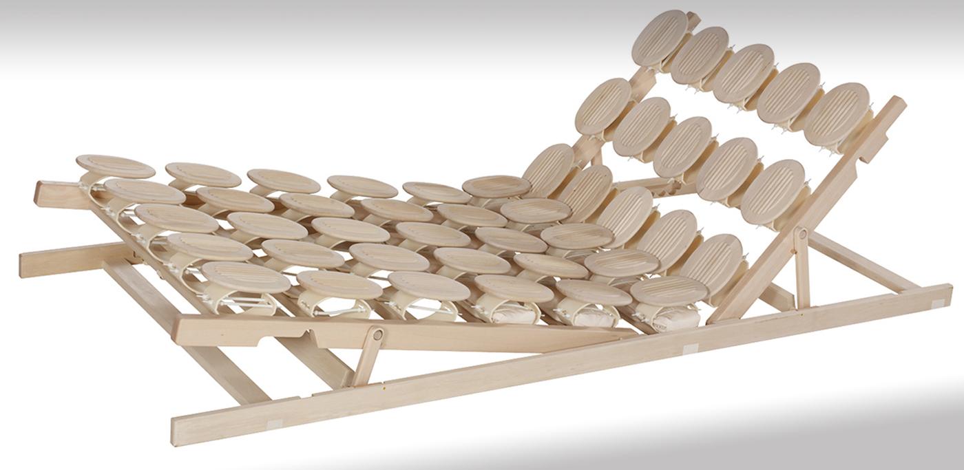 Tellerrost aus Holz