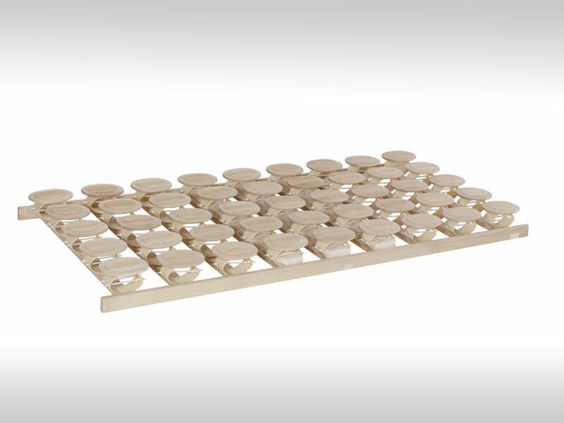 Relax 2000 mit verstellbaren Holzteller-Federmodulen